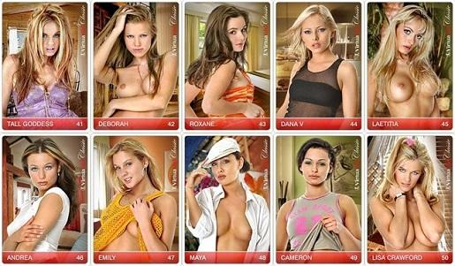 ウクライナ人女性